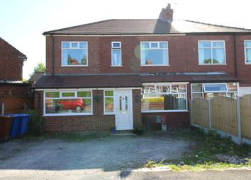 Thumbnail 4 bed semi-detached house for sale in Maple Avenue, Marple, Stockport
