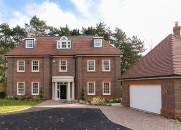 Thumbnail 5 bedroom detached house for sale in Manor Road, Penn, High Wycombe