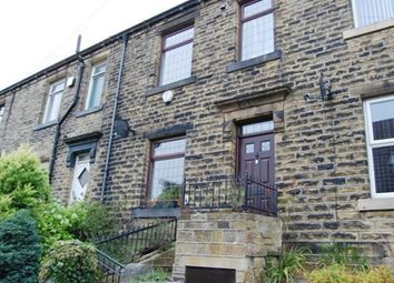 Thumbnail 2 bed terraced house for sale in Bank Top, Slaithwaite, Huddersfield