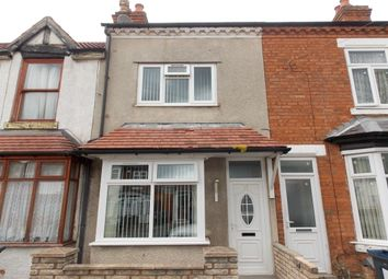 Thumbnail 2 bed terraced house for sale in Winstanley Road, Stechford, Birmingham