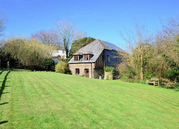 Thumbnail 4 bed barn conversion for sale in Buckland Monachorum, Yelverton