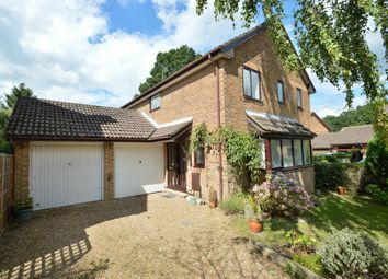 Thumbnail 4 bedroom detached house for sale in Pennard Way, Chandler's Ford, Eastleigh