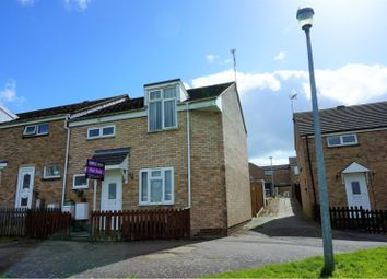 Thumbnail 3 bedroom end terrace house for sale in Linton Place, Haverhill
