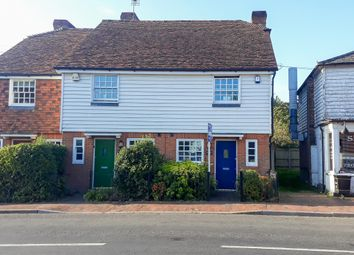 Thumbnail 3 bed end terrace house for sale in The Street, Sissinghurst, Cranbrook