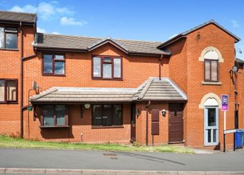 Thumbnail 1 bed flat for sale in Greenheath Road, Hednesford, Cannock
