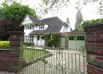 Thumbnail 5 bed detached house to rent in Moor Green Lane, Moseley, Birmingham