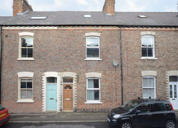 Thumbnail 3 bed terraced house for sale in Ambrose Street, York