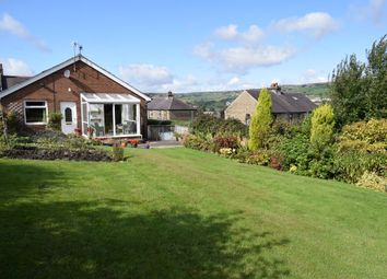 Thumbnail 3 bed detached bungalow for sale in Linfit Lane, Linthwaite, Huddersfield