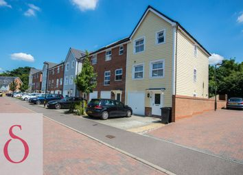 Thumbnail 4 bed end terrace house to rent in Plaxton Way, Ware