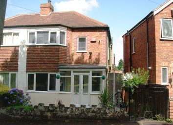 Thumbnail 2 bed semi-detached house to rent in Courtenay Road, Great Barr