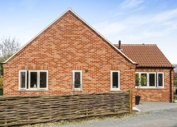 Thumbnail 3 bed bungalow for sale in The Street, Hindolveston, Dereham