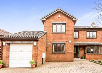 Thumbnail 4 bed detached house for sale in Meadow View Stoney Lane, East Ardsley, Wakefield