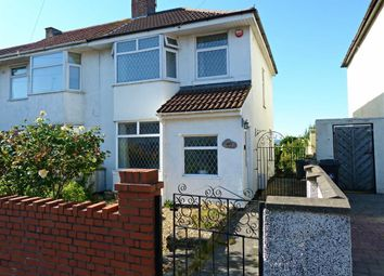 Thumbnail 2 bed end terrace house for sale in New Fosseway Road, Hengrove, Bristol