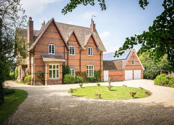 Thumbnail 6 bedroom detached house for sale in Ledbury Road, Newent, Gloucestershire