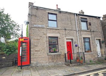 Thumbnail 2 bed end terrace house for sale in Marple Road, Charlesworth, Glossop