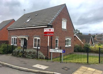 Thumbnail 2 bed detached bungalow for sale in Bluebell Close, Hartshill, Nuneaton