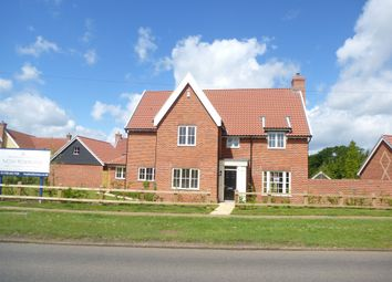 Thumbnail 5 bedroom detached house for sale in St Benedict's Place, Snape, Saxmundham
