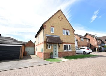 Thumbnail 3 bed detached house for sale in Ploughmans Close, Bishop's Stortford, Hertfordshire