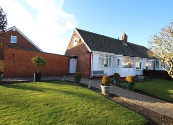 Thumbnail 1 bed semi-detached bungalow for sale in Windsor Drive, Cleadon, Sunderland