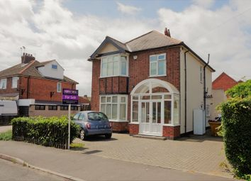 Thumbnail 3 bed detached house for sale in Holmfield Avenue West, Leicester Forest East
