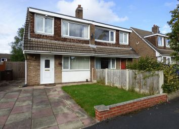 Thumbnail 3 bed semi-detached house to rent in Harrock Road, Clayton Le Woods