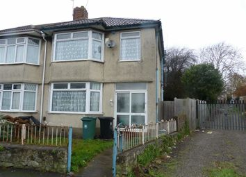 Thumbnail 3 bed end terrace house for sale in Friendship Road, Knowle, Bristol