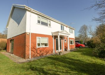Thumbnail 4 bedroom detached house for sale in New Church Street, Cefn Coed, Merthyr Tydfil