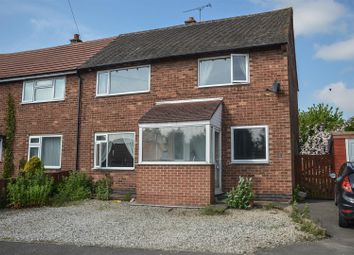 Thumbnail 3 bed semi-detached house for sale in Triumph Close, Eakring, Newark