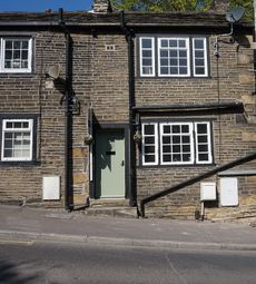 Thumbnail 1 bed cottage to rent in Brackenbed Lane, Halifax