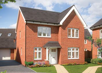 "Thumbnail 4 bed detached house for sale in ""The Juniper"" at Hambleton Way, Winnersh, Wokingham"