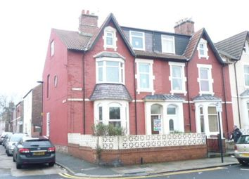 Thumbnail 2 bed flat to rent in Whitley Road, Whitley Bay