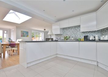 Thumbnail 3 bed semi-detached bungalow for sale in Fordwater Road, Chertsey, Surrey
