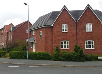 Thumbnail 3 bed semi-detached house to rent in Phoenix Drive, Brymbo, Wrexham