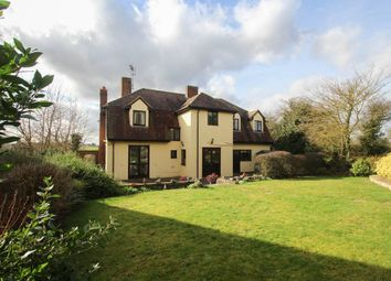 Thumbnail 4 bed detached house for sale in High Street, Great Sampford, Saffron Walden