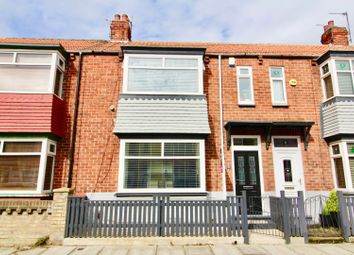Thumbnail 3 bed terraced house for sale in Roseberry Road, Hartlepool