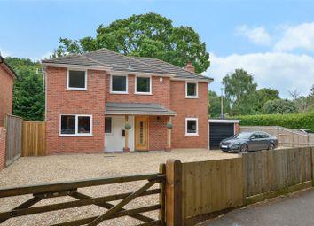 Thumbnail 4 bedroom detached house for sale in Riverside Road, West Moors, Ferndown, Dorset