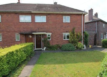 Thumbnail 2 bedroom semi-detached house for sale in Oliver Road, Hartshill, Stoke-On-Trent