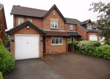 Thumbnail 4 bedroom detached house for sale in Weavers Croft, Ripley