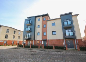 Thumbnail 1 bed flat for sale in Tiller Road, Waterlooville