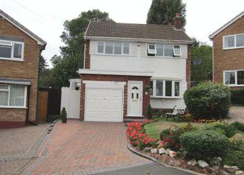 Thumbnail 3 bedroom detached house for sale in Sedge Avenue, Kings Norton, Birmingham