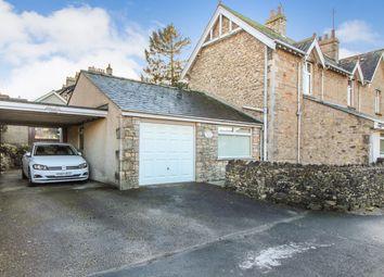Thumbnail 4 bed semi-detached house for sale in Back Lane, Arnside, Carnforth