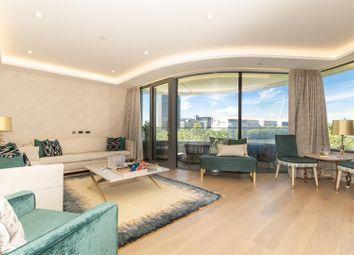 Thumbnail 3 bed flat to rent in Albert Embankment, London