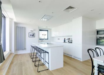 Thumbnail 4 bedroom flat to rent in Millharbour, Isle Of Dogs