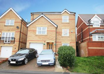 Thumbnail 4 bedroom detached house for sale in Haigh Moor Way, Sheffield, South Yorkshire