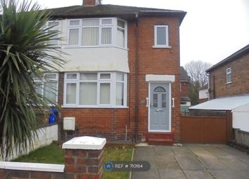 2 bed semi-detached house to rent in Brookland Avenue, Stoke-On-Trent ST3