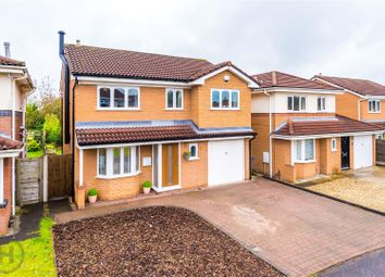 Thumbnail 4 bed detached house for sale in Turnberry Close, Tyldesley, Manchester