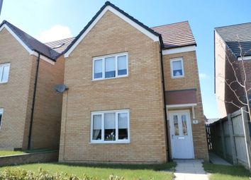 Thumbnail 4 bed detached house for sale in Pine Valley Way, Ashington