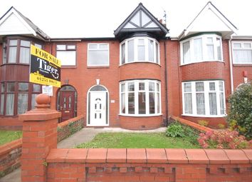 Thumbnail 3 bedroom terraced house for sale in Rectory Road, Blackpool