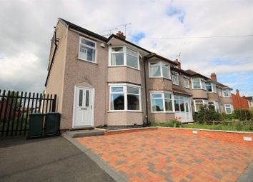 Thumbnail 4 bed end terrace house for sale in The Scotchill, Coventry