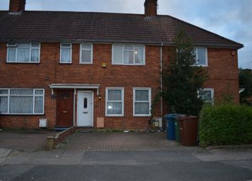 Thumbnail 3 bed end terrace house to rent in Warneford Road, Kenton